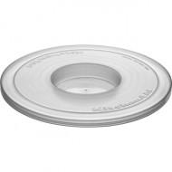 Coperchio in plastica per robot da cucina 4,8 L