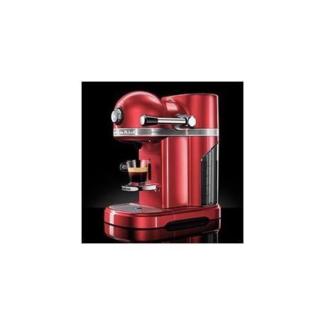 Nespresso Artisan - Colore: ROSSO IMPERIALE