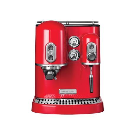 Macchina per caffè espresso Artisan - Colore: ROSSO IMPERIALE